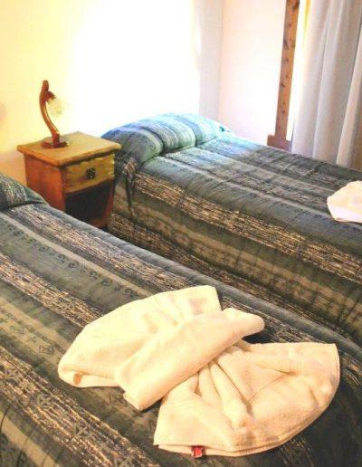 Hab normal con dos camas